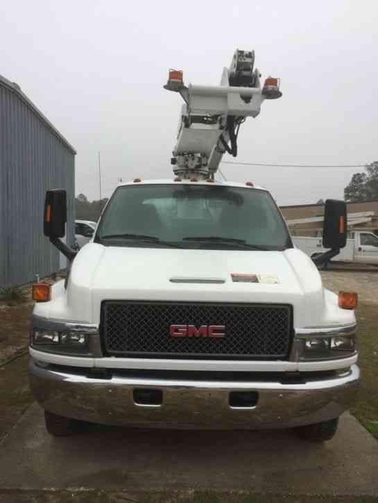 GMC C7500 (2000) : Bucket / Boom Trucks