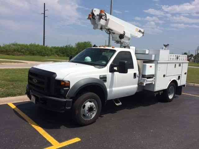 Ford F450 Super Duty (2008)
