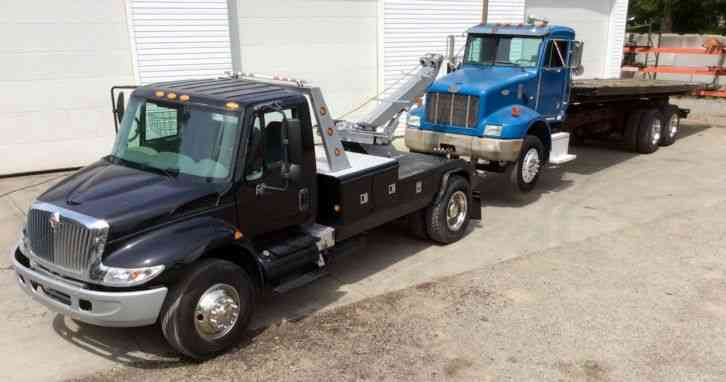 International 4300 SBA (2008)