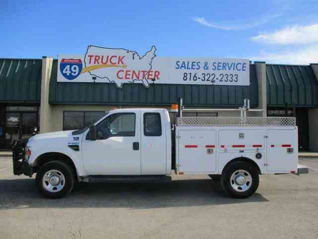 Ford F-350 Extended Cab (2009)