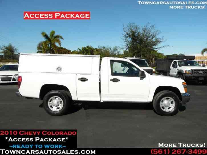 Chevrolet Access Package Pickup Truck (2010)
