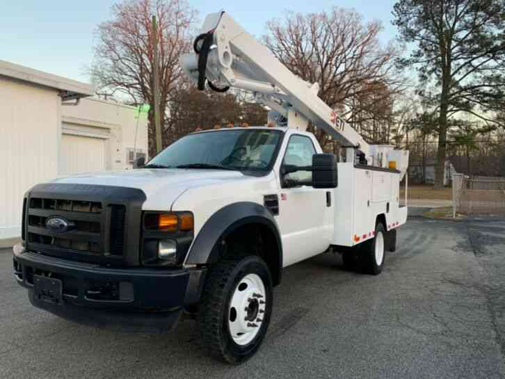 Ford F-550 (2010)