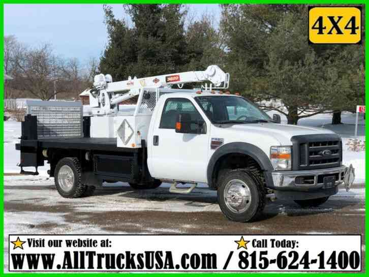 Ford F550 4X4 (2010)
