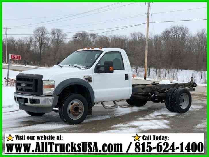 Ford F550 (2010)