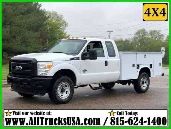 Ford F350 4X4 (2011)