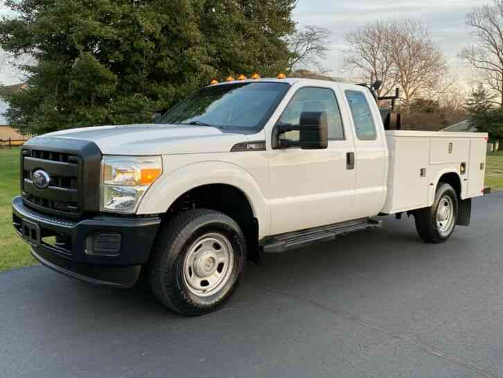Ford F-350 (2011)