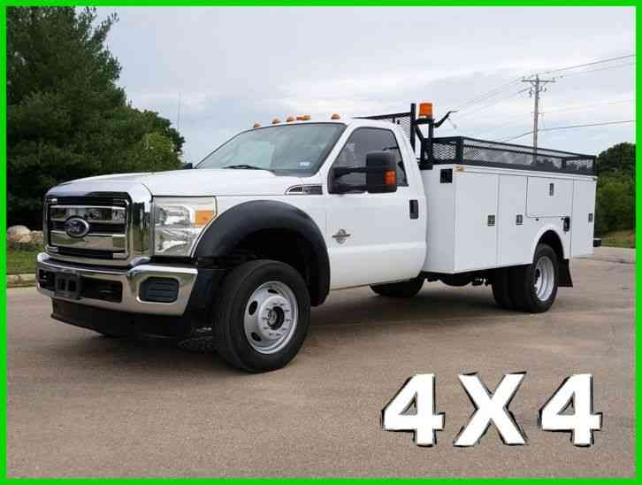 Ford F450 4X4 (2011)