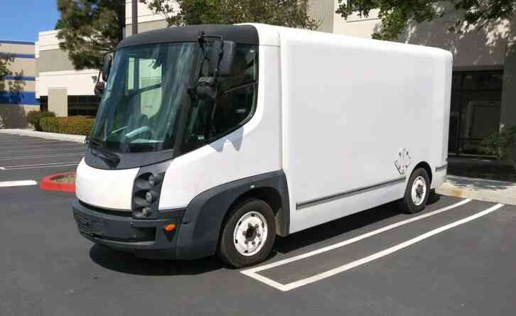 International Estar Navistar Modec EV (2011)