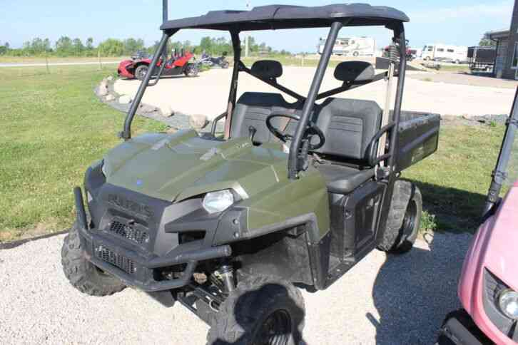 Polaris RANGER 800 XP -- (2011)