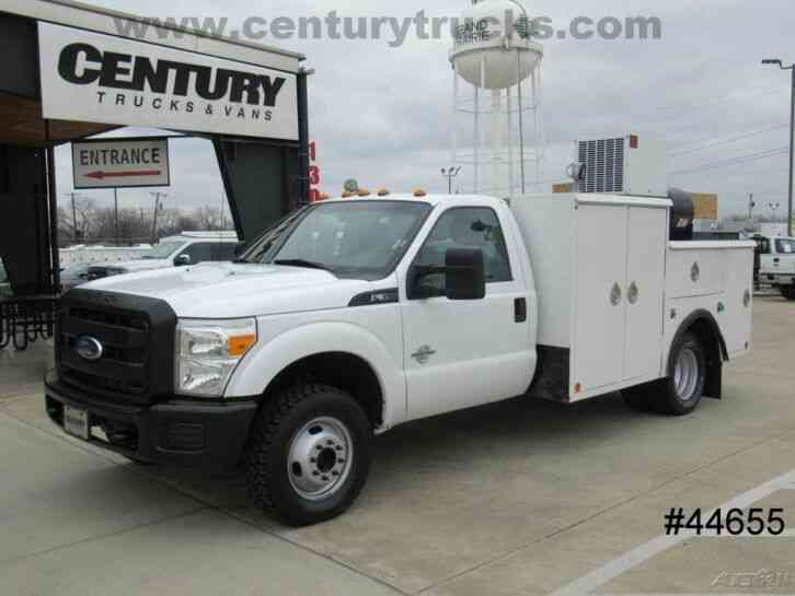 FORD F350 4X4 DRW (2012)