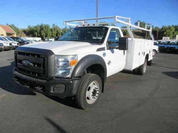 FORD F550 DSL (2012)