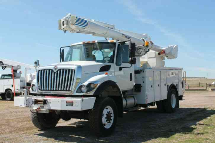 International WorkStar 7300 (2012)