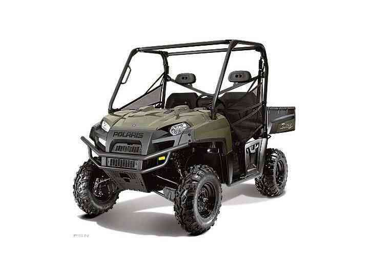 Polaris Ranger XP® 800 (2012)