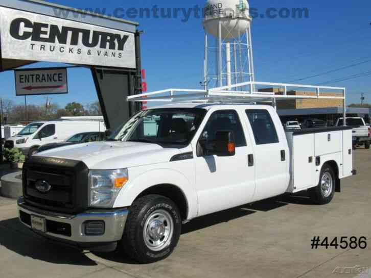 FORD F250 (2013)