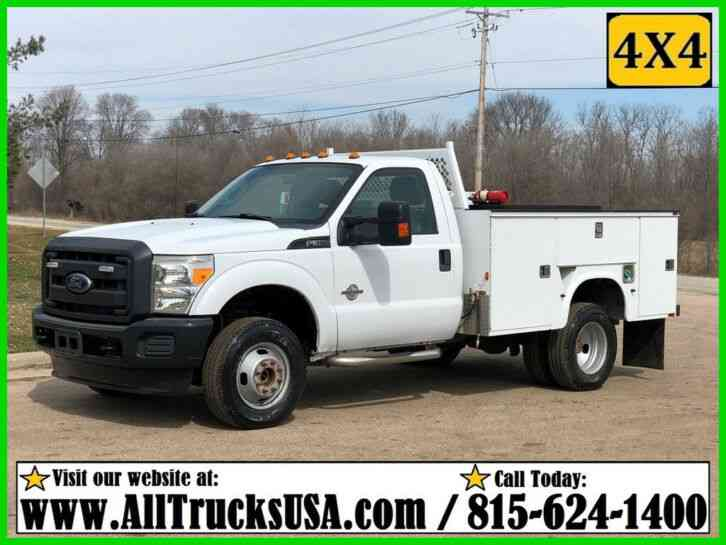 Ford F350 4X4 (2013)
