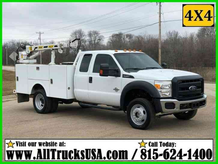 Ford F450 4X4 (2013)