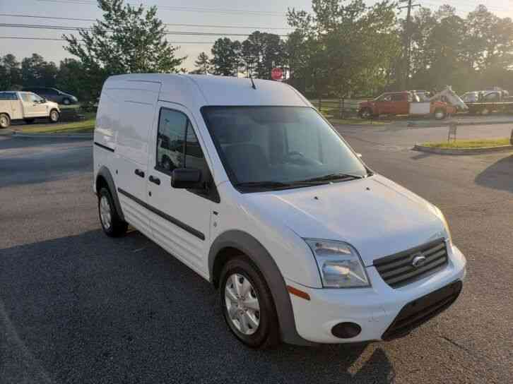 Ford Transit Connect (2013)