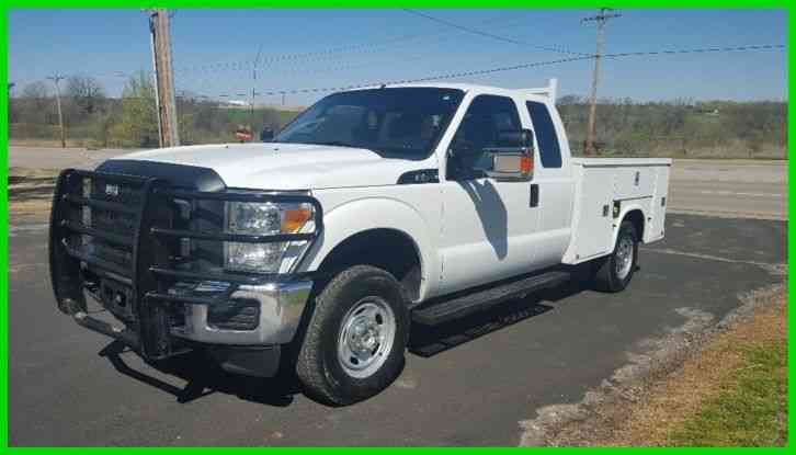 Ford F-250 (2014)