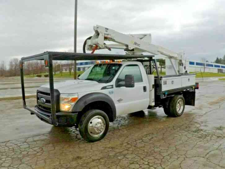 Ford F-550 (2014)