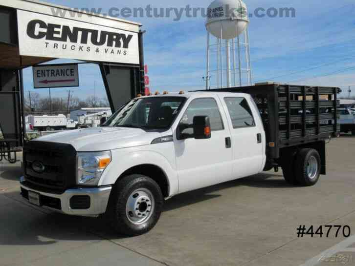 FORD F350 DRW (2014)