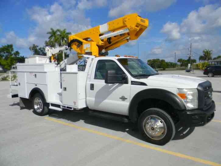 Ford F550 Super Duty (2014)