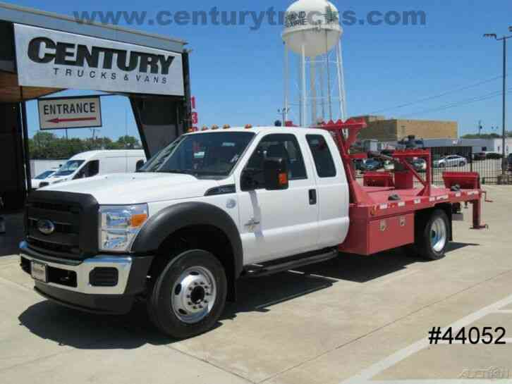 FORD F550 (2014)