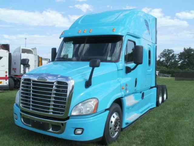 Freightliner EVOLUTION125 (2014)