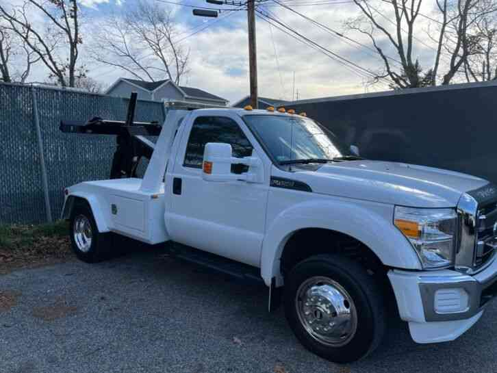 Ford f450 (2014)