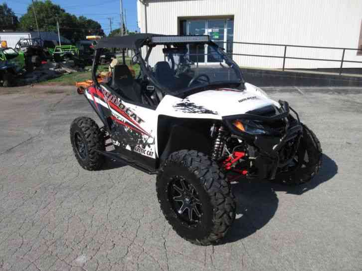 Arctic Cat Wildcat™ Sport Limited EPS -- (2015)