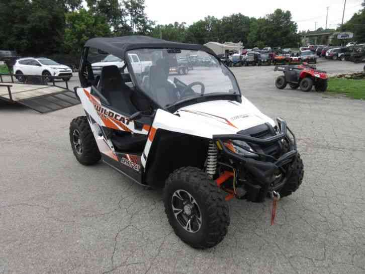 Arctic Cat Wildcat™ Trail Limited EPS -- (2015)