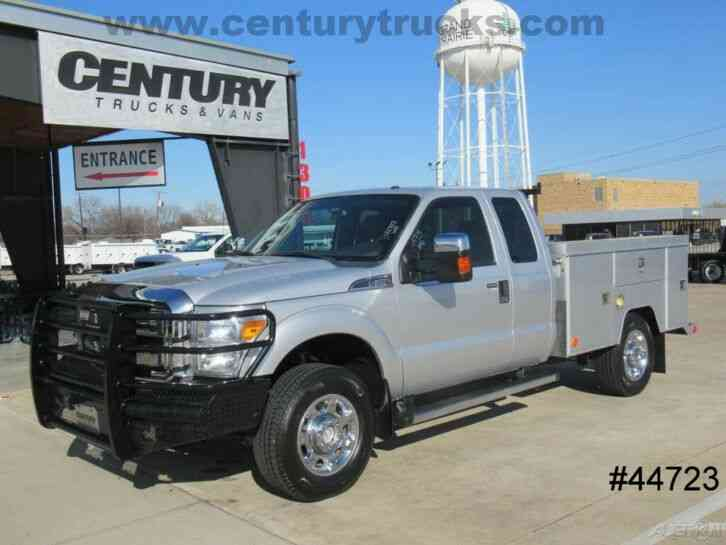 FORD F250 4X4 (2015)