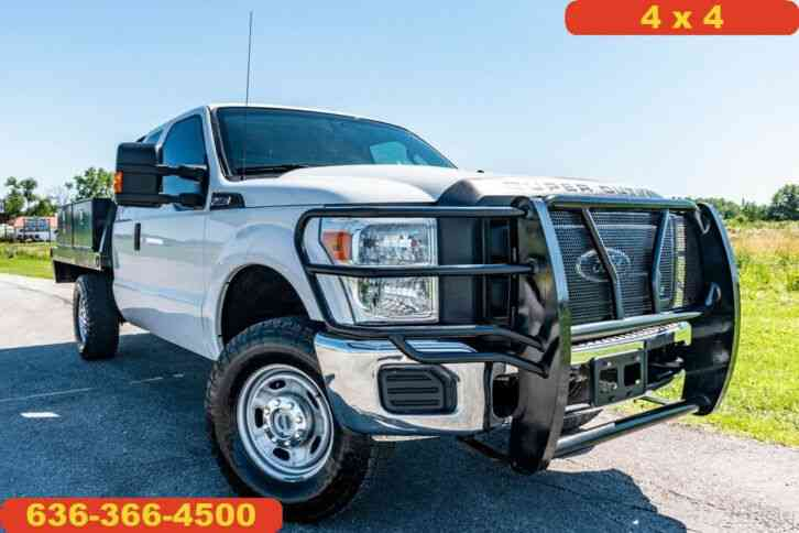Ford F250 Super Duty (2015)
