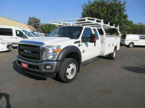 FORD F550 DSL (2015)