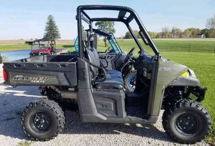 Polaris Ranger®570 Full Size -- (2015)