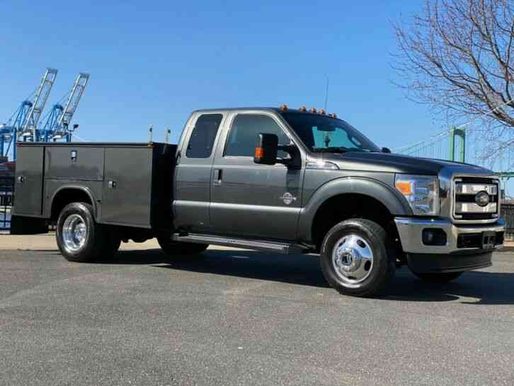 Ford F-350 (2016)