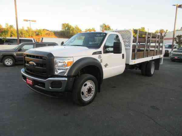 FORD F450 DSL XL (2016)