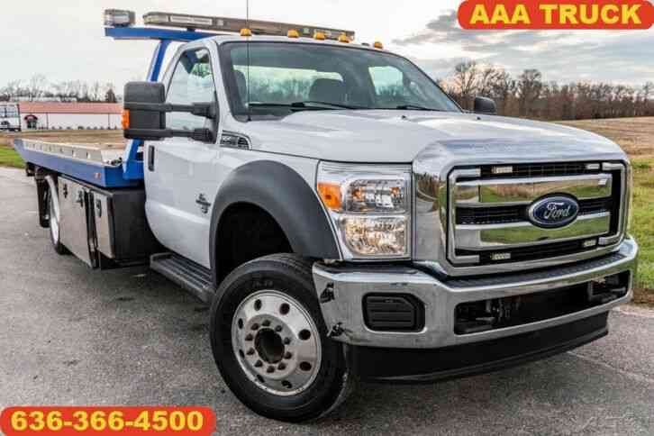 Ford F550 Super Duty (2016)