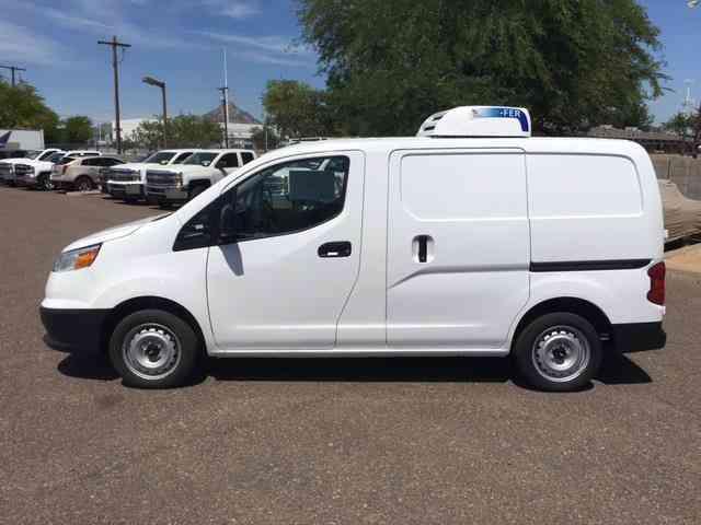 Chevrolet City Express Cargo Van Ls