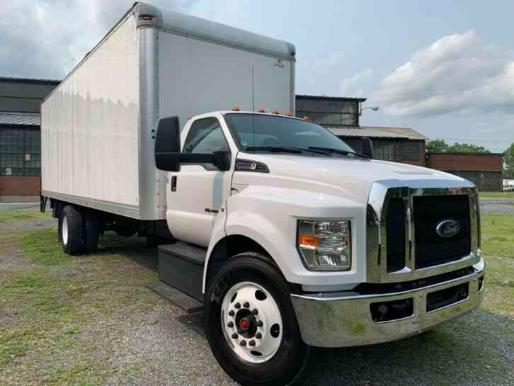 Ford F-750 (2017)