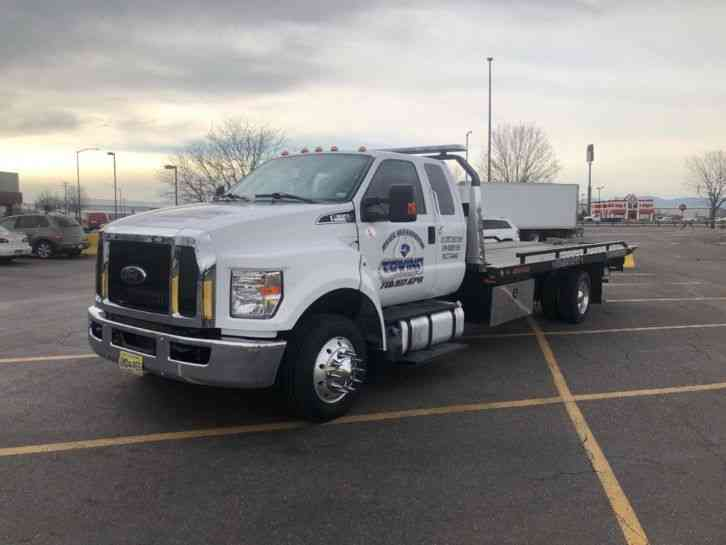Ford F-650 (2017)