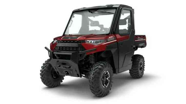 Polaris Ranger XP 1000 EPS Northstar Edition (2018)