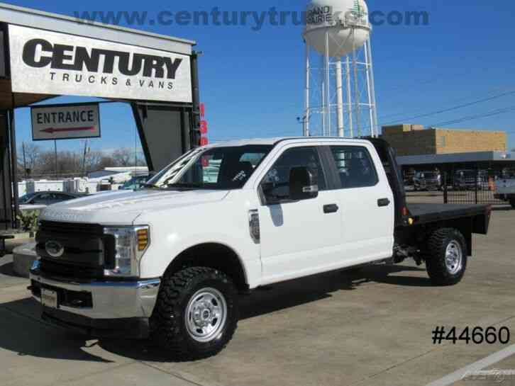 FORD F250 4X4 (2019)