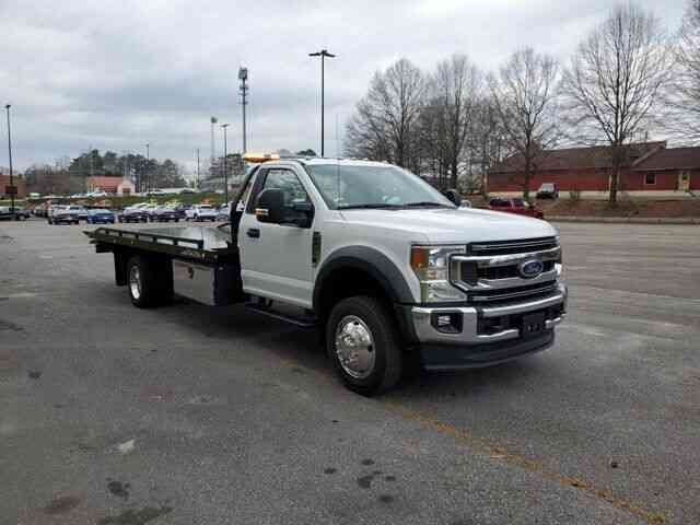 Ford Super Duty F-550 DRW XL (2020)