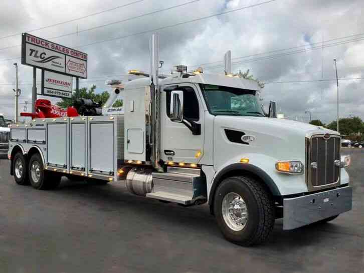 Peterbilt 567 35TON JERRAN HEAVY DUTY WRECKER (2020)