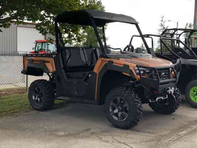 Arctic Cat Prowler Pro Ranch Edition (2021)