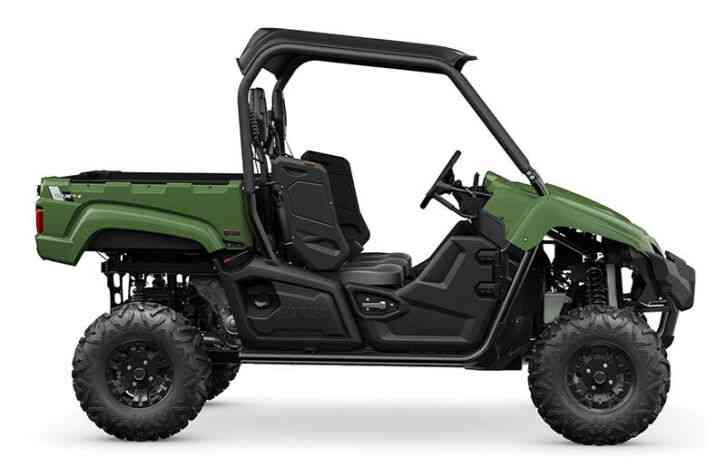 Yamaha Viking EPS (2021)
