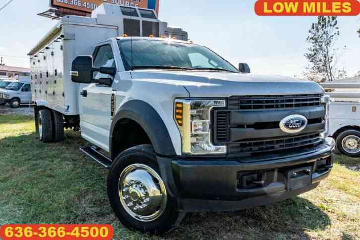 Ford F450 (2019)