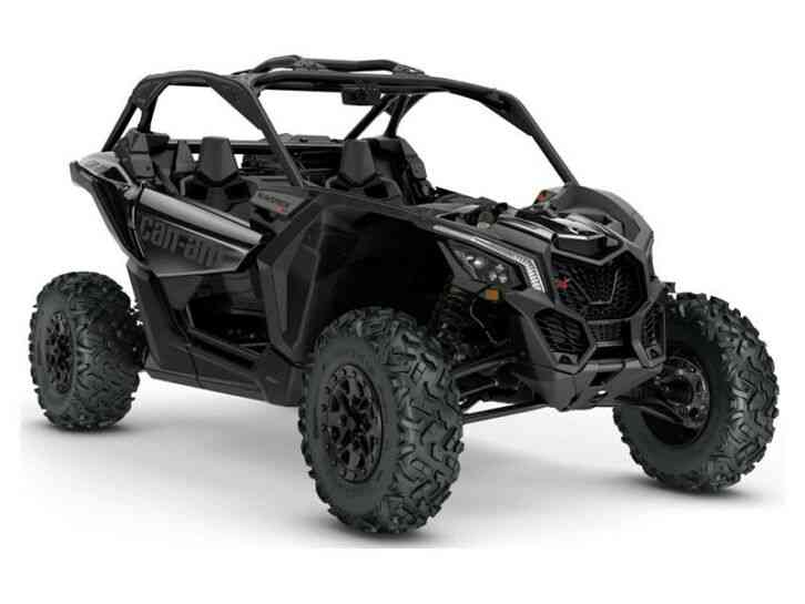 Can-Am Maverick X3 X ds Turbo R -- (2019)