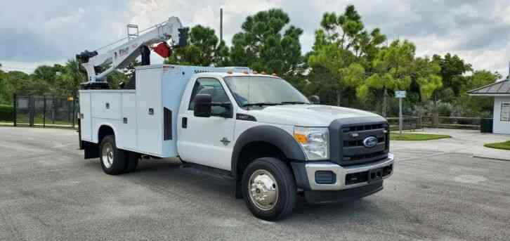 Ford F-550 SUPERDUTY (2012)