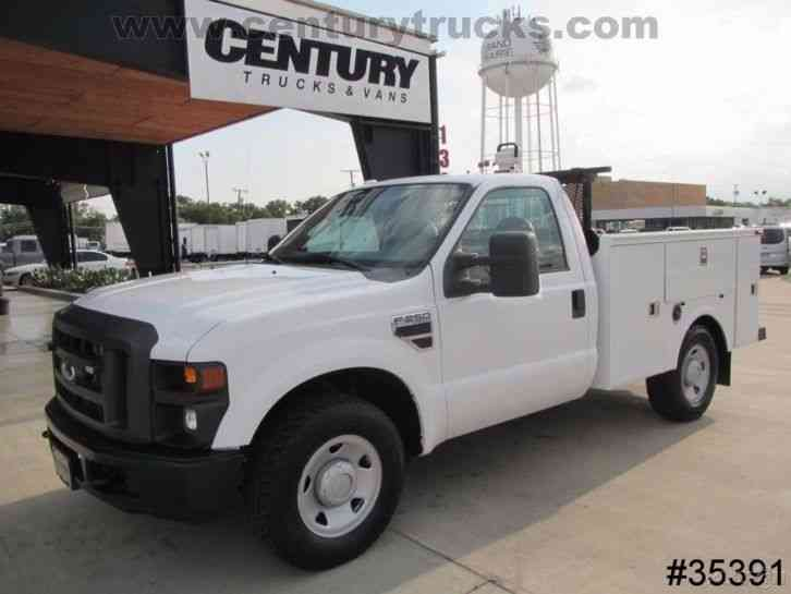 FORD F250 (2008)